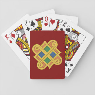 Durrow Knotwork 2016 Playing Cards
