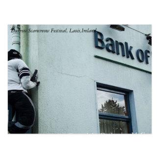 Durrow Scarecrow Festival, Laois Postcard