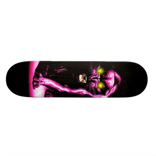 durtfree pink panther board skateboards