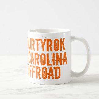 Durtyrok Carolina Offroad Coffee Mug