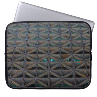 Dusable Bridge Abstract Laptop Sleeve