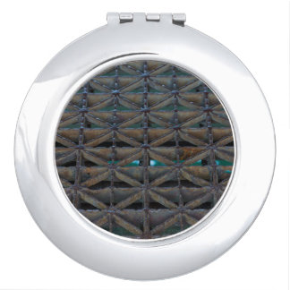 Dusable Bridge Abstract Makeup Mirror