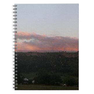 Dusk 1 notebook