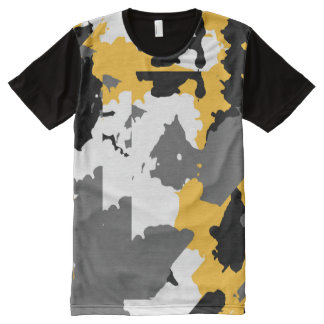 Dusk and Dawn All-Over-Print T-Shirt