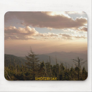 Dusk at Clingman's Dome Mouse Pad