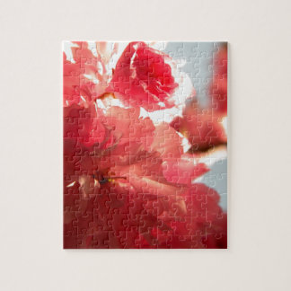Dusk Blossoms Jigsaw Puzzle