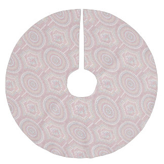 Dusk Corroboree Brushed Polyester Tree Skirt