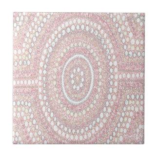 Dusk Corroboree Tile