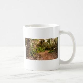 Dusk in Florida Hardwood Hammock Coffee Mug