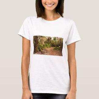 Dusk in Florida Hardwood Hammock T-Shirt