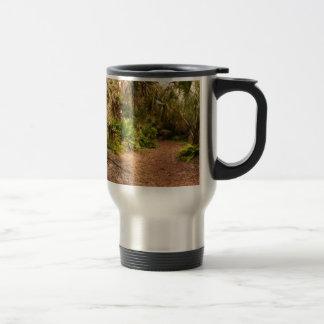 Dusk in Florida Hardwood Hammock Travel Mug