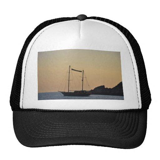 Dusk In Ibiza Mesh Hats