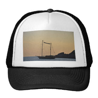 Dusk In Ibiza Trucker Hat