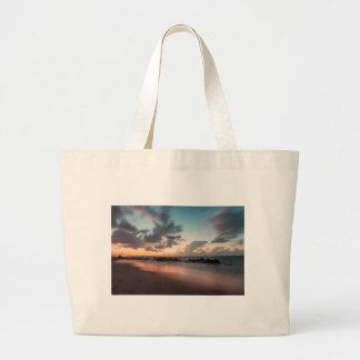 Dusk Large Tote Bag