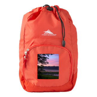 Dusk on Loon Lake High Sierra Backpack