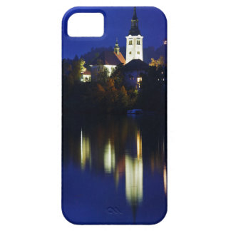 Dusk over Lake Bled Case For The iPhone 5