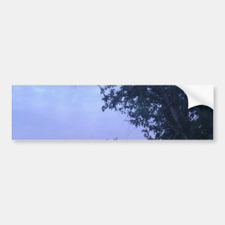 Dusk Sky Bumper Sticker