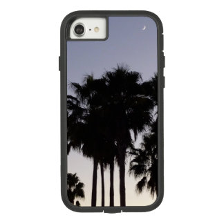 Dusk with Palm Trees Tropical Scene Case-Mate Tough Extreme iPhone 8/7 Case