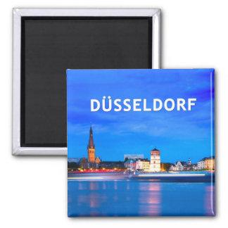 Dusseldorf 06C Magnet
