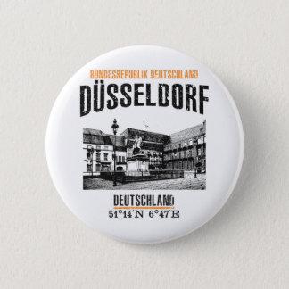 Düsseldorf 2 Inch Round Button