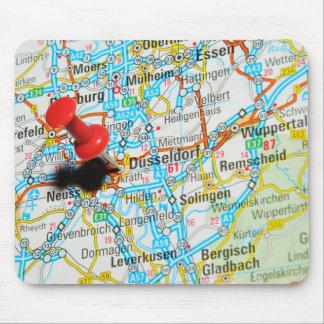 Düsseldorf, Germany Mouse Pad