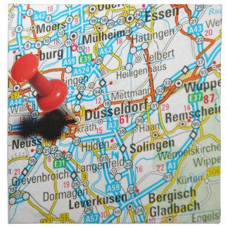 Düsseldorf, Germany Napkin
