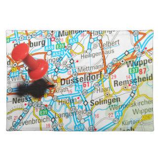Düsseldorf, Germany Placemat
