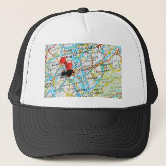 Düsseldorf, Germany Trucker Hat
