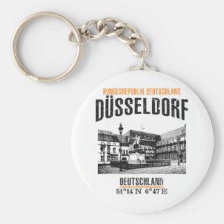Düsseldorf Keychain