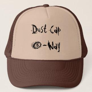 Dust Cap 3-Way Truck Hat