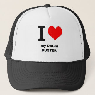 duster dacia coils trucker hat