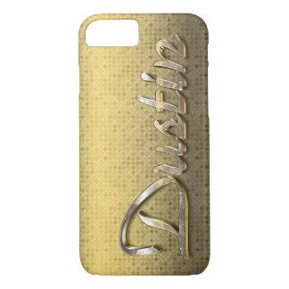 """""""Dustin"""" Custom Monogram iPhone 7 Case"""
