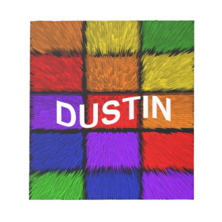 DUSTIN NOTEPADS