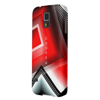 Dustin's Red Samsung Galaxy s5 cover