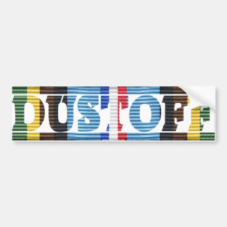 DUSTOFF Armed Forces Expeditionary Medal Sticker