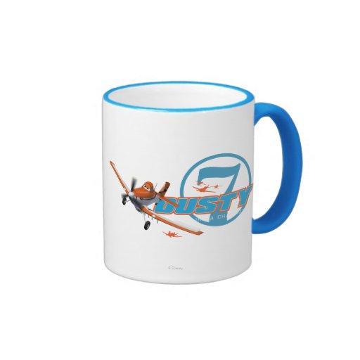 Dusty Crophopper No. 7 Mugs