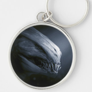 Dusty Lurker Keychain