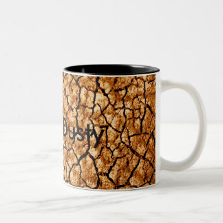 Dusty-mug Two-Tone Coffee Mug