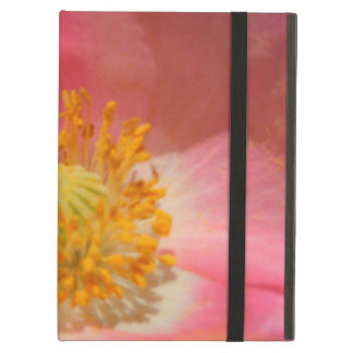 Dusty Pink Colored Poppy iPad Air Case
