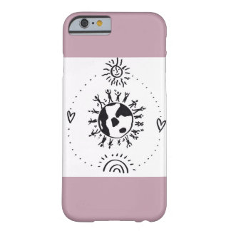 Dusty Pink Unconditional Love Case