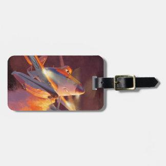 Dusty - Piston Peak Fire Dept Luggage Tag