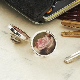 Dusty Rose Lapel Pin