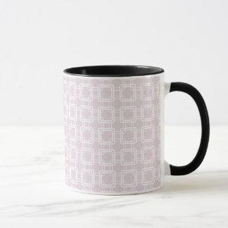 Dusty rose mug