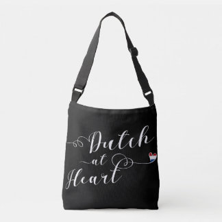Dutch At Heart Bag, Netherlands Crossbody Bag