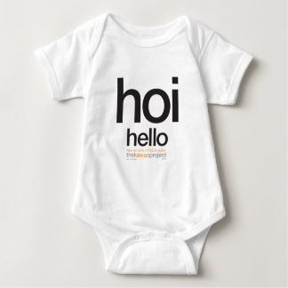 Dutch | baby bodysuit