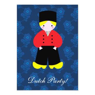 Dutch boy card