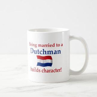 Dutch Builds Character Coffee Mug