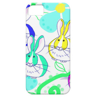 Dutch bunnies in the flowers iPhone 5 covers