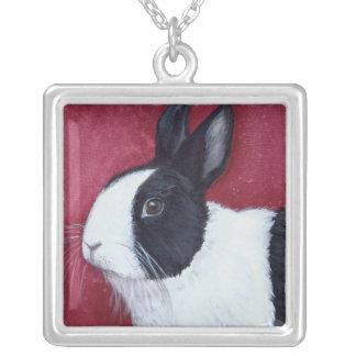 Dutch Bunny Necklace