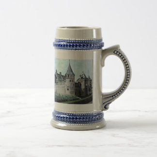 Dutch Casttle. Beer Stein